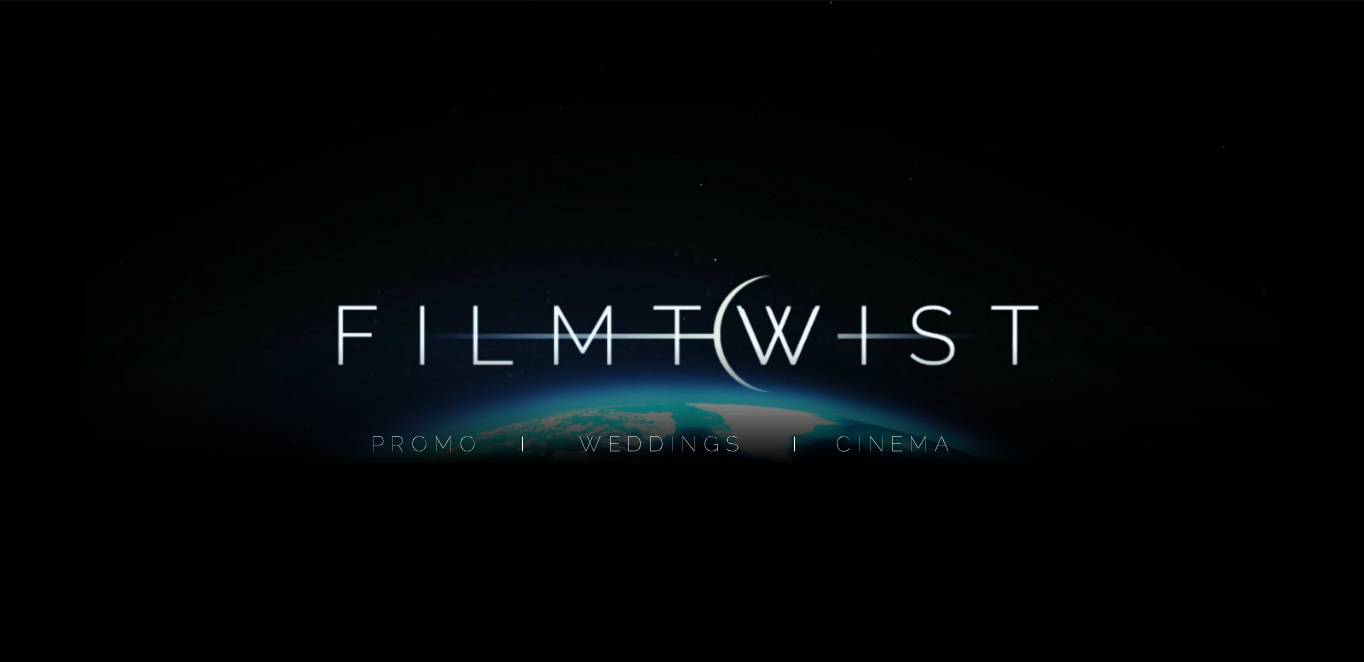 Film Twist - splash page examples - Tips from the pros