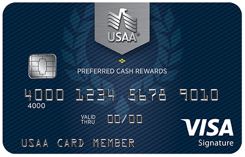 USAA Preferred Cash Rewards best cash back business credit cards