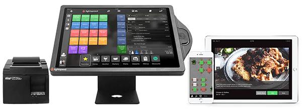 Restaurant management software product - Lightspeed Restaurant POS