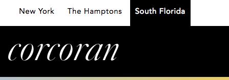 corcoran real estate domain names