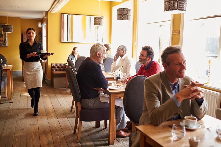 Sound restaurant management requires a sharp eye on all costs