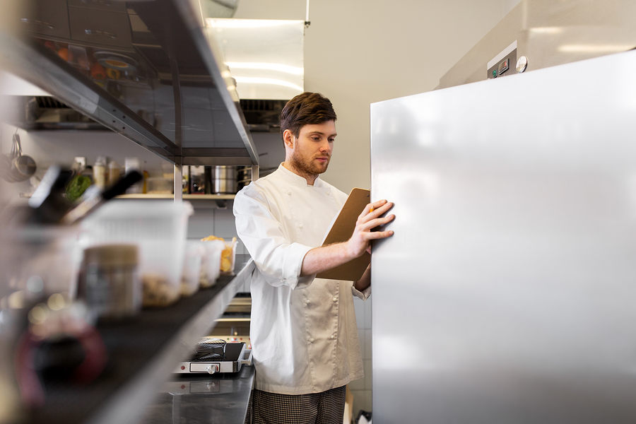 restaurant management -- daily inventory and ingredient management is key