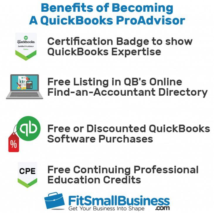 Benefits of Becoming a Quickbooks ProAdvisor