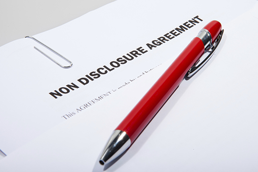 Non Disclosure Agreement Nda Definition Free Template
