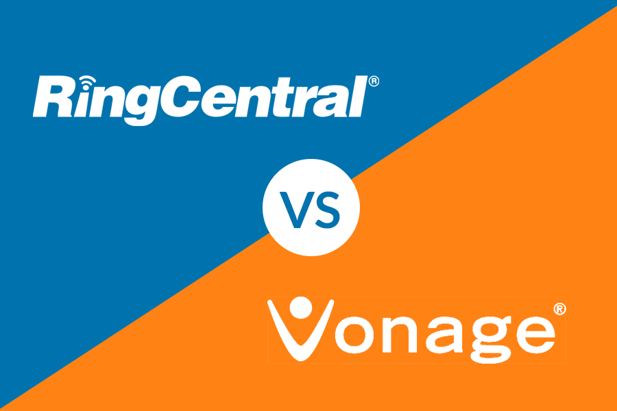 RingCentral vs  Vonage: Price, Features, & What's Best in 2018