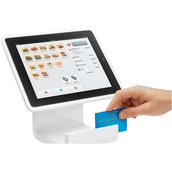 Square iPad stand - - best credit card reader register pick overall