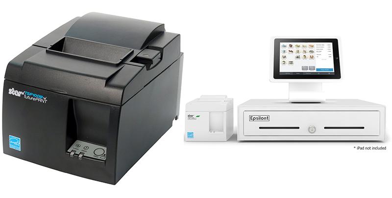 Star Micronics TSP143IIIU - receipt printer