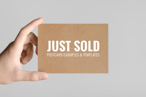 Top 25 Just Sold Postcard Examples & Templates from the Pros