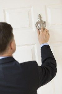 Don't Knock It Until You Try It: Door Knocking Tips for Agents