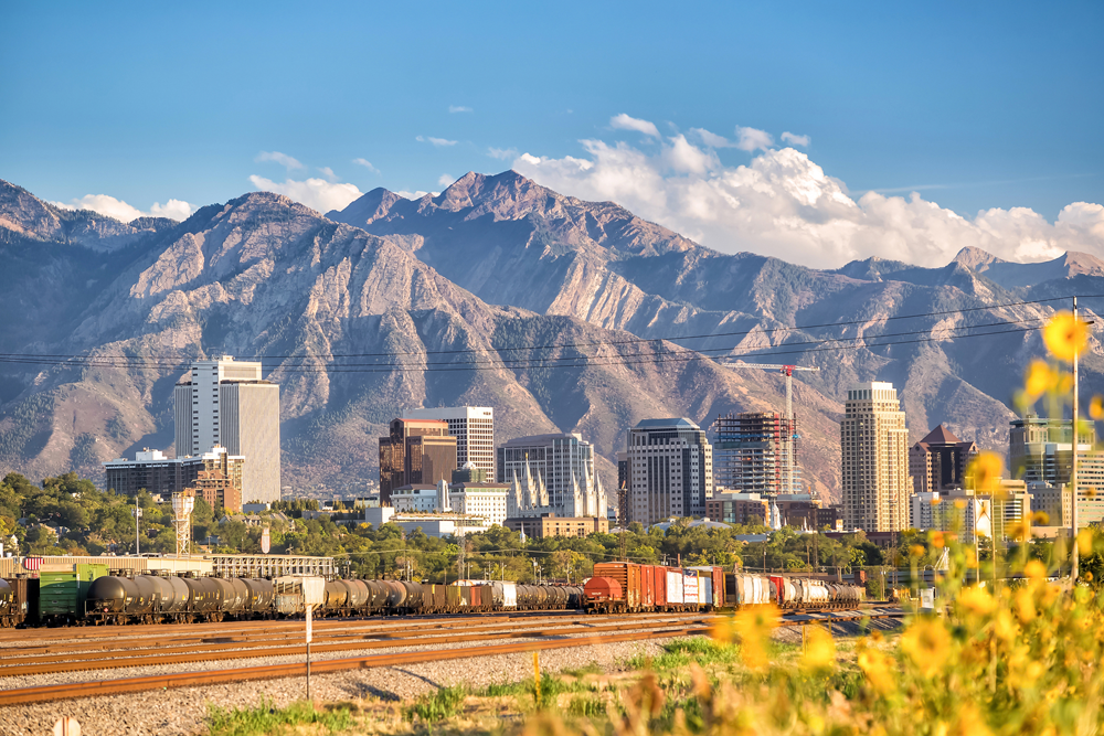 Best states to start a business - Utah
