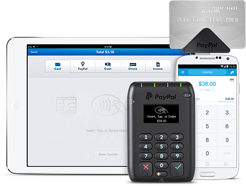 Magstripe reader - best credit card reader for PayPal users overall