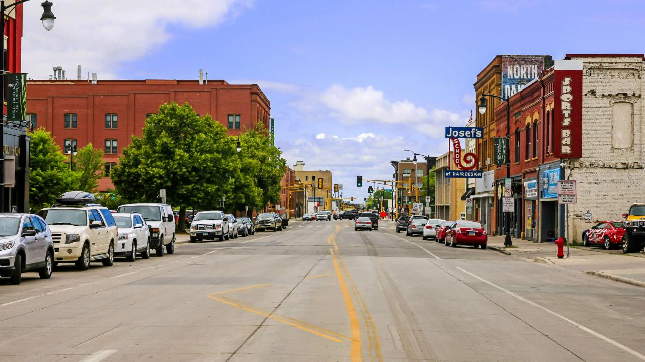 Best states to start a business - North Dakota
