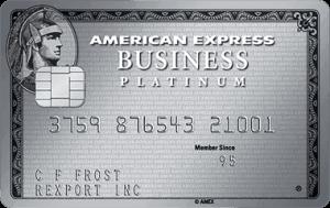 American Express Business Platinum