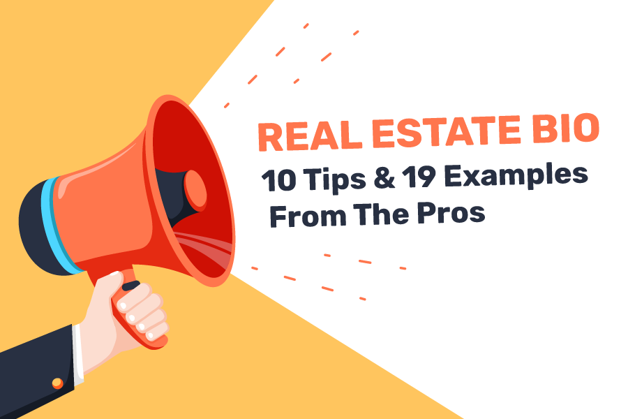 860dc0e418d9e Real Estate Agent Bio: 22 Examples & Tips From the Pros