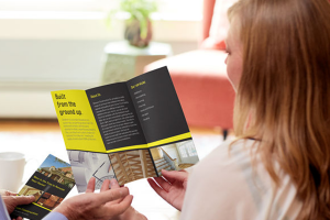 28 Creative Brochure Examples & Tips to Design Your Own