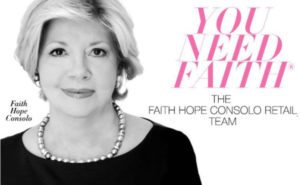 Faith Hope Consolo Team real estate slogans