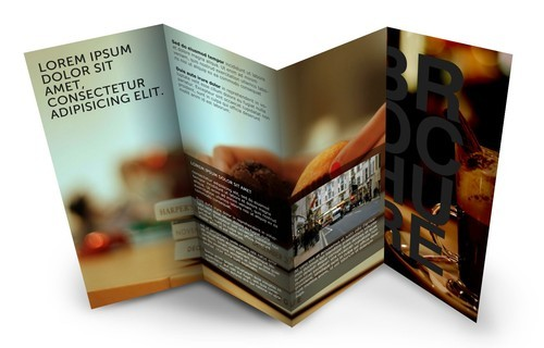 brochure examples - Tips from the pros