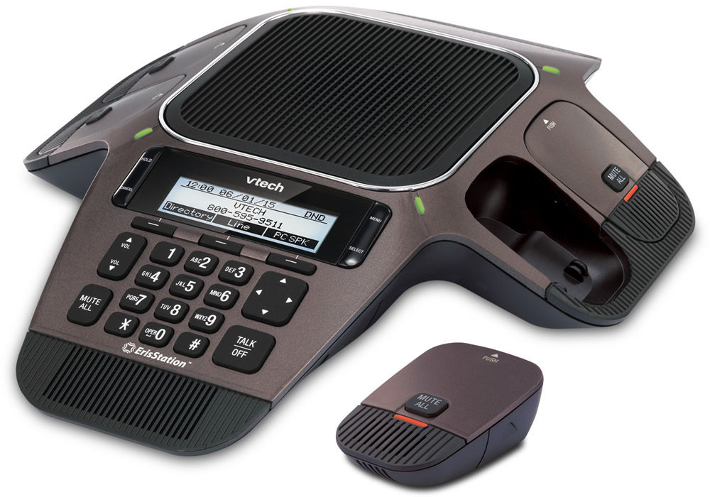 VTech ErisStation VCS754 voip conference phone