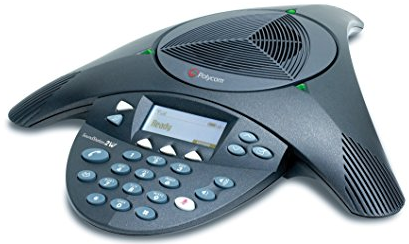 Polycom SoundStation 2W voip conference phone