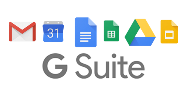 Google G-Suite - email providers