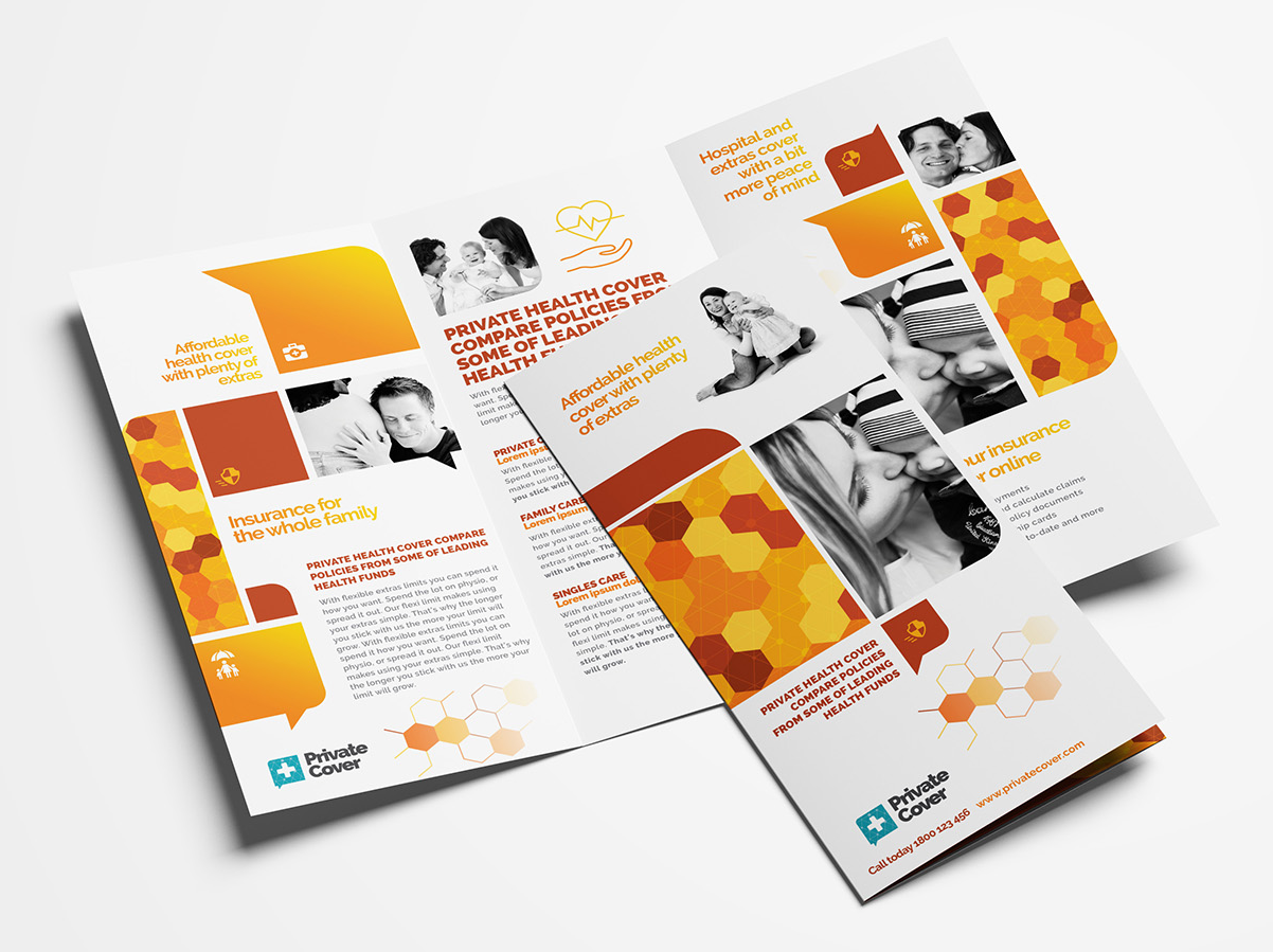 25 Creative Brochure Templates From Top Designers