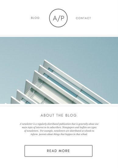 Architecture and Home Design - email newsletter templates - Tips from the pros