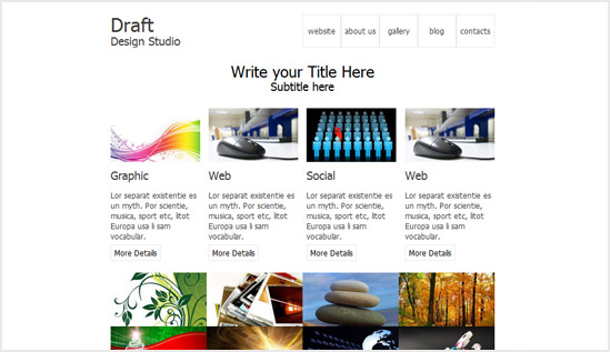 Digital and Web Design Studio - email newsletter templates - Tips from the pros