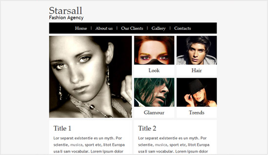 Fashion and Salon - email newsletter templates - Tips from the pros