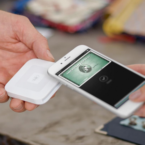 Square credit card reader for iphone - Bluetooth contactless