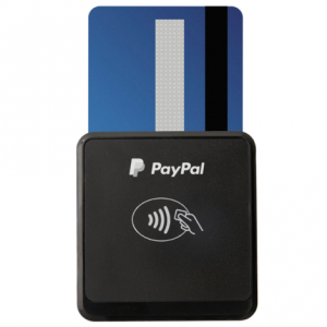 PayPal Here credit card reader for iphone - Bluetooth contactless