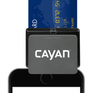 credit card reader for iphone - magstripe and chip card reader