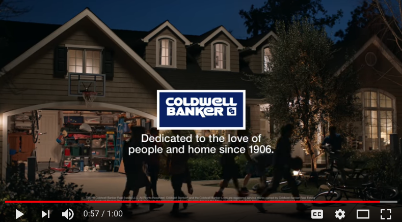 Coldwell Banker real estate slogans