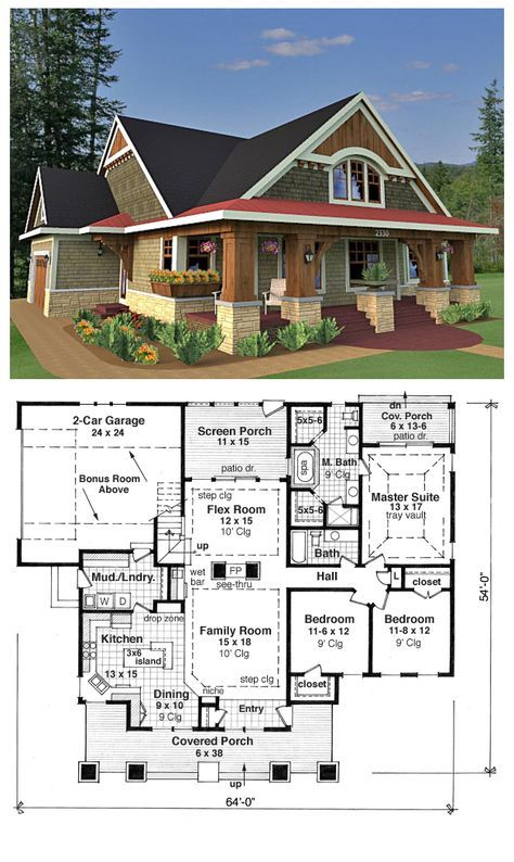 The Garlinghouse Company Family Home Plans - pinterest ad examples - Tips from the pros