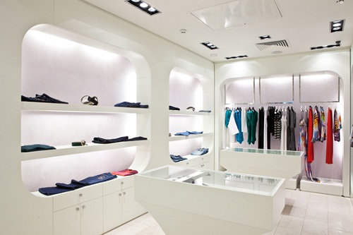 retail lighting - how to pick the right fixtures and bulbs