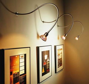 retail lighting - how to pick the right fixtures and bulbs for accent lighting