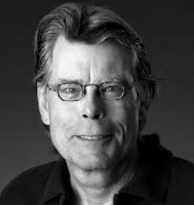 Stephen King -- best-selling author