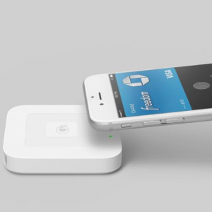 Square best POS system - contactless readers
