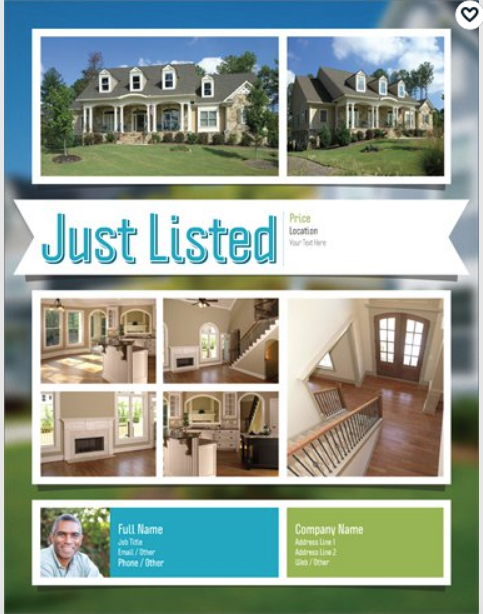VistaPrint - real estate mailers - Tips from the pros
