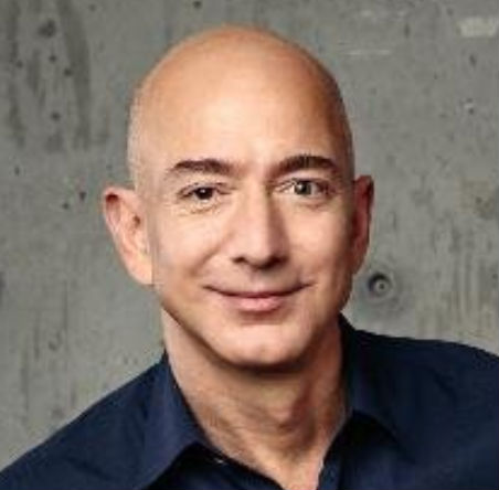 Jeff Bezos - ebook writer success
