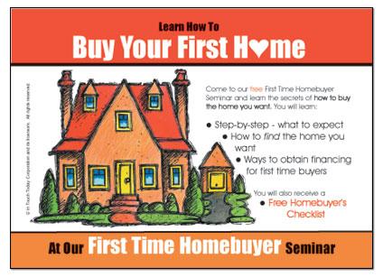 Real Estate Farming Postcards