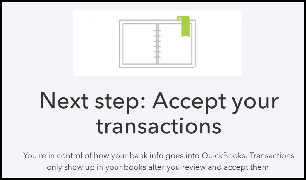 import transactions into quickbooks