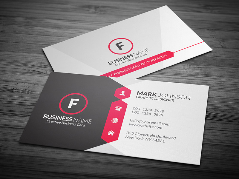 Top 32 best business card designs templates best business card designs tips from the pros fbccfo Choice Image