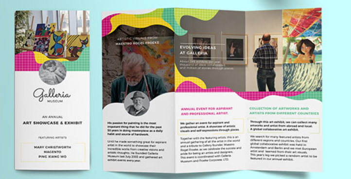 Top 25 Creative Brochure Design Ideas from Top Designers
