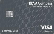 BBVA Compass Visa® Business Rewards Credit Card
