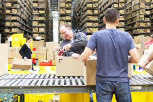 Fulfillment center -- what it is and how it works