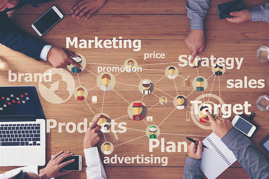 How to market a product in 5 steps