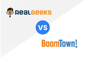 real geeks vs. boomtown