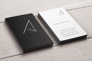 Top 28 Examples of Graphic Designer Business Cards