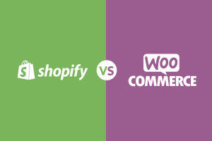 WooCommerce vs Shopify - a review of two top ecommerce platforms