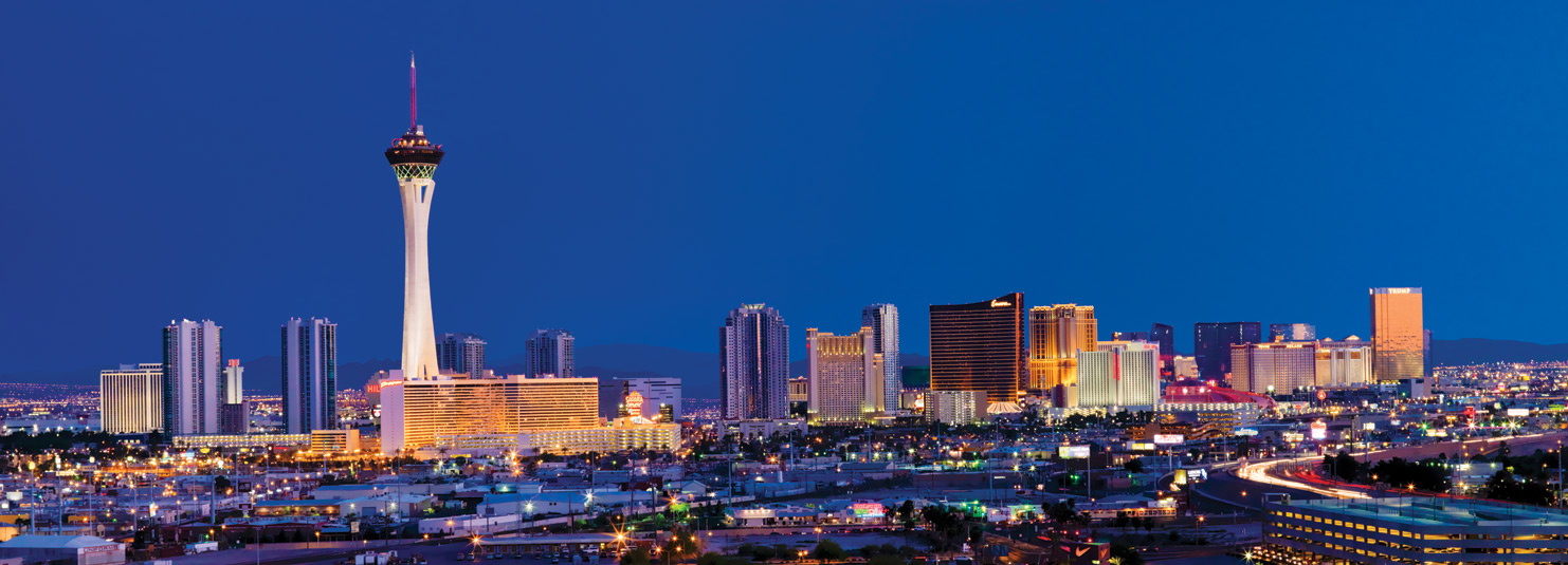 Las Vegas - cheapest cities for business travel